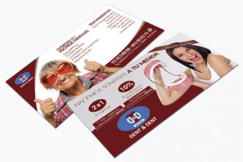Campaña publicitaria Dent & Dent