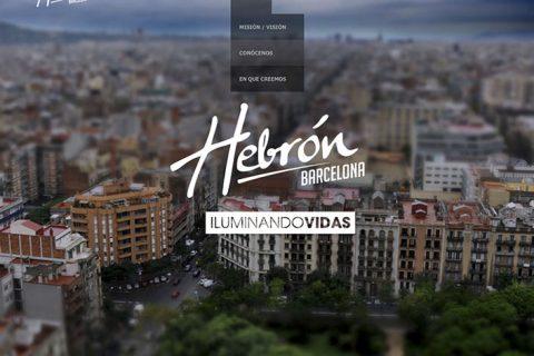 One Page Hebron Barcelona