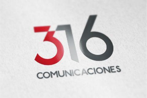 Logo 316 Comunicaciones